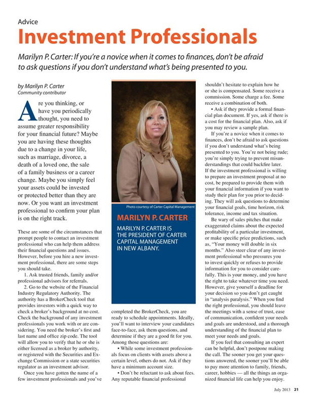 Article July 2013